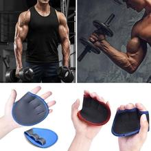 Anti Skid Sports Half Finger Care Palms Fitness Gloves Training Dumbbell Hand Protector Fitness Equipment anti skid sports half finger care palms fitness gloves training dumbbell hand protector fitness equipment