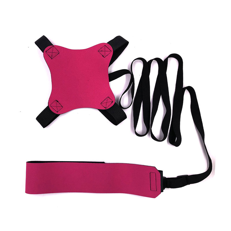 Volleyball Kick Belt Volleyball Bag Training Equipment Outdoor Sports Beach Volleyball Supplie Portable Volleyball Training Tool