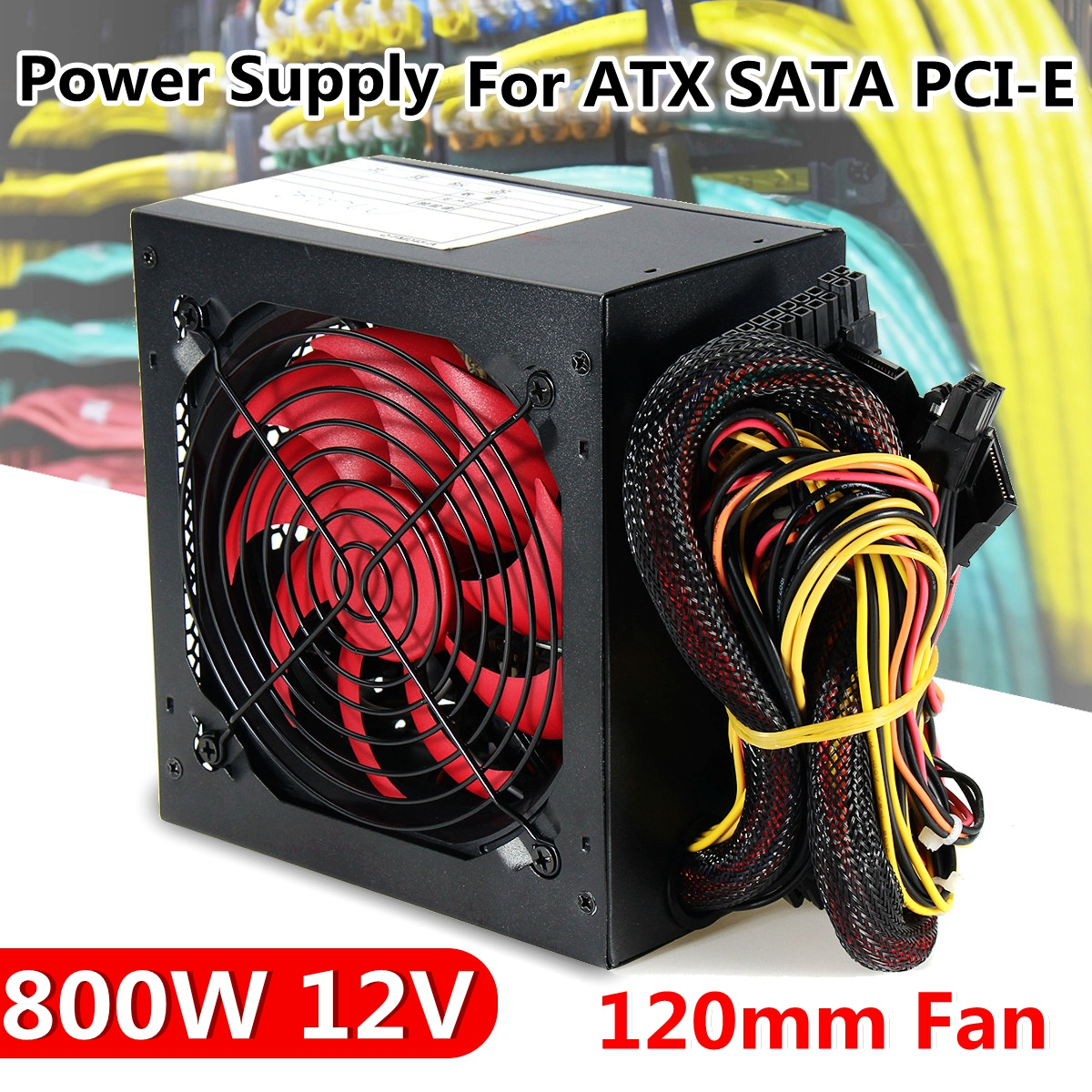 NEW Delta 800W Power Supply for Fujitsu RX300 RX200 S7 DPS-800NB B