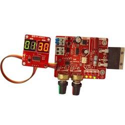 Spot spawacz Panel sterowania regulacji czas aktualny i prądu wyświetlacz cyfrowy Spot spawacz transformator kontroler NY-D01