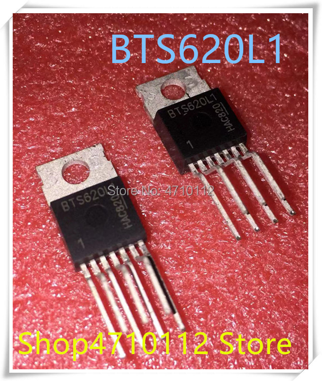 NEW 10PCS/LOT  BTS620L1 BTS620LI BTS620L BTS620 TO-220-7 IC