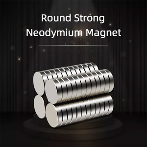 Neodymium magnet small Strong Round magnet Various sizes permanent fridge Electromagnet NdFeB Rare Earth magnetic sheet Disc