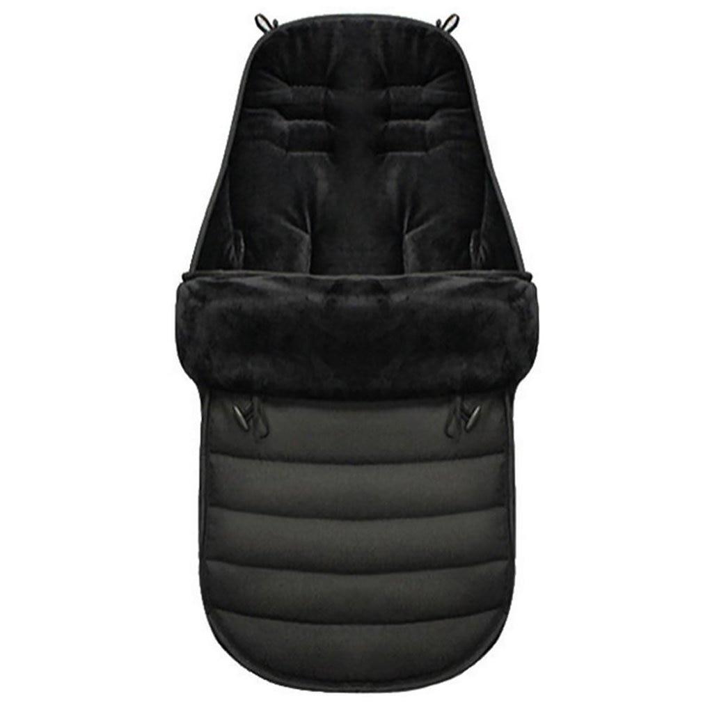 Baby Stroller Sleeping Bag Windproof Warm Winter Baby Stroller Footmuff Foot Cover Bunting Sleeping Bag Blanket For Baby Infant