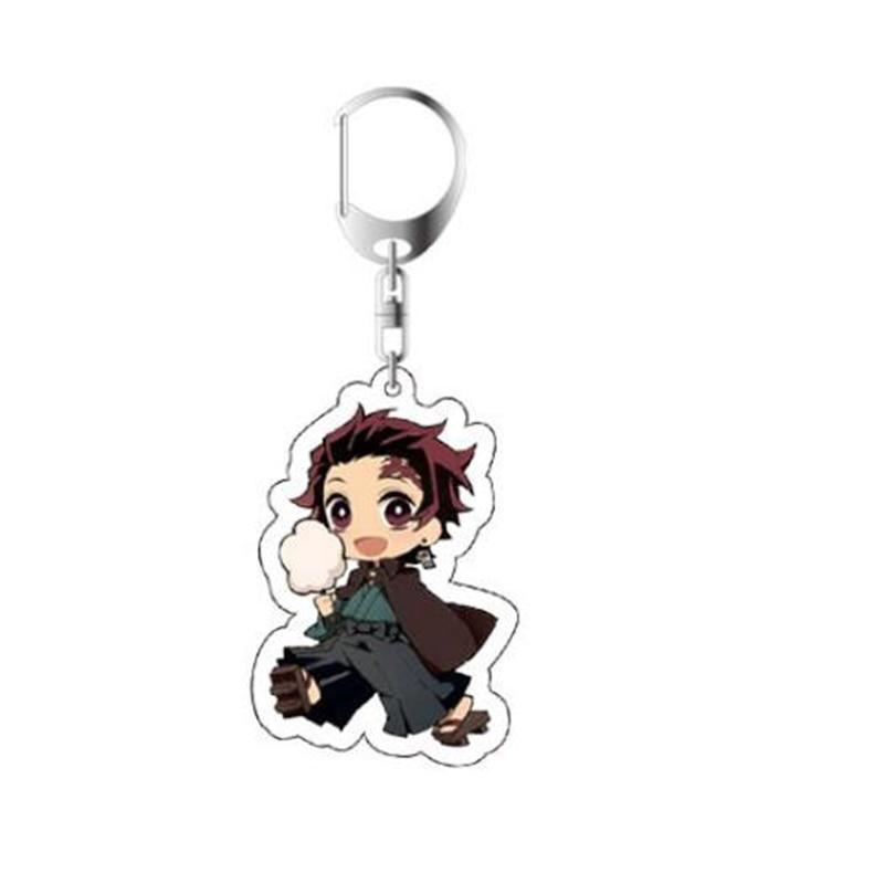 Anime Demon Slayer keychain