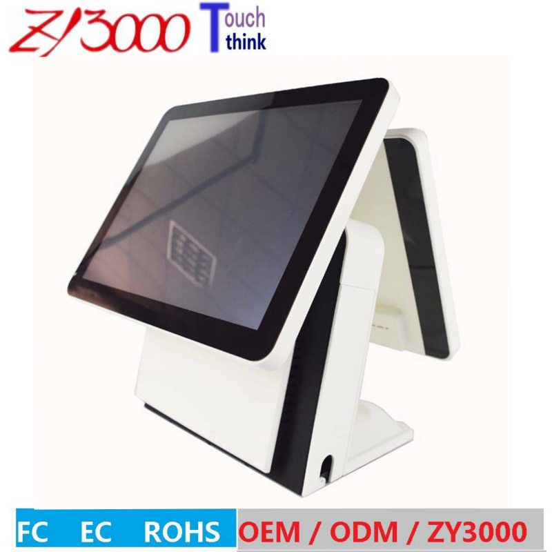 """Free Shipping  I5 3317 8g RAM 128g SSD 17"""" Capaitive Multi Touch Screen Pos System"""