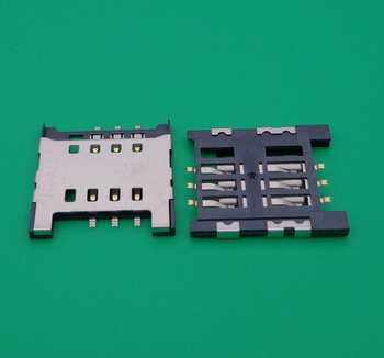 50x Sim sd Card Holder Module Slot Tray Reader Holder Socket adapter For LG Optimus L7 P700 P705 3D Max P720 P725 L9 P760 P765