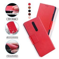 На Алиэкспресс купить чехол для смартфона for 6a xiaomi mi a2 lite 9t 9 pro redmi 6a 8a 8 6 pro 5a 6x 5x note 8t 8 pro case bumper redmi k20 pro s2 pu leather wallet case