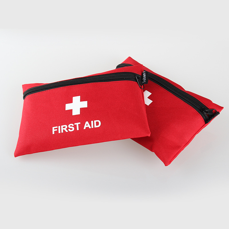 Outdoor First Aid Kit Car Portable Home Field Supplies Emergency Kit Defensive Earthquake Products Cross Border