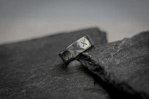 Viking Нержавеющаясталь Celtics узел кольцо Для мужчин Nordic Trinity обручальные кольца Женская резинка для волос Для мужчин s Band, ювелирное изделие для помолвки вечерние подарок OSR708