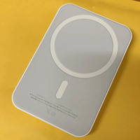 Original para iPhone Paquete de batería 5000mAh magnético inalámbrico de carga banco de potencia para iPhone 12 Pro Max batería 13 cargador