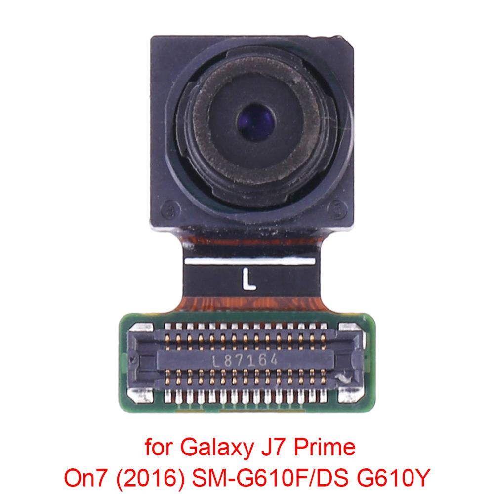Front Facing Camera Module For Samsung  Galaxy J7 Prime / On7 (2016) SM-G610F/DS G610Y Phone Parts