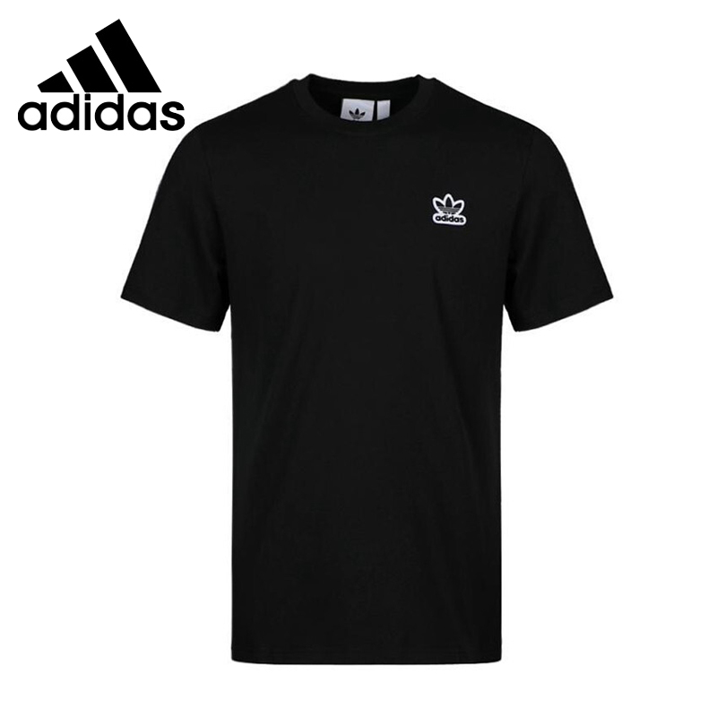 Original New Arrival  Adidas Originals AC WAPPEN TEE Men's T-shirts short sleeve Sportswear