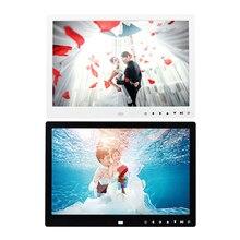 ALLOET 13 inch HD Digital Photo Frame HD 1280x800 Touch 32GB Smart Picture Multi-function Calendar Alarm Clock Electronic Album