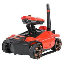 WiFi HD Camera Wireless Remote Control Vehicle Model Toy with Light Sound for Children Remote Control Vehicle Model(China)