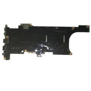 Image 2 - 레노버 Thinkpad X1 탄소 5th Gen I7 7500U 노트북 마더 보드 RMA 8GB FRU01YN044 01AY079 01YN047 01AY082 100% 테스트 ok