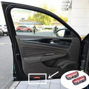 Для VW Volkswagen CC T ROC Touran Golf Passat Scirocco Tiguan Jetta, вариант Sharan, 2 шт. светодиодный подсветсветильник для двери автомобиля, люстра|Декоративная лампа|   | АлиЭкспресс