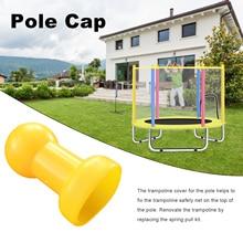 Top-Cover Pole-Cap Trampoline Sport-Accessories Outdoor Children New for Steel-Pipe Plastic