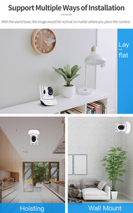 Image 3 - eWeLink IP Camera Smart IOT HD Camera reomotely viewing by mobile phone two way audio intercom night vision IR LED camera