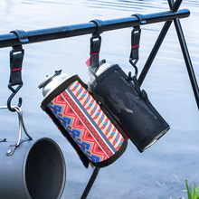 Protector Gas-Canister-Cover Fuel-Cylinder Camouflage Camping Hiking Storage-Bag-Accessories