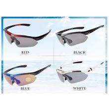 Polarized Cycling Sunglasses Outdoor Sports Cycling Bicycle Eyewear Goggles 5 Lens Outdoor Sports Sunglasses 2020 new polarized cycling glassess outdoor sports cyciling goggles mountain bike cycling sunglasses men women uv400 eyewear