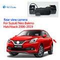 Для Suzuki Neo Baleno Hatchback 2006 2007 ~ 2014 2015 2016 2017 2018 2019 Автомобильная камера заднего вида с функцией ночного видения CCD