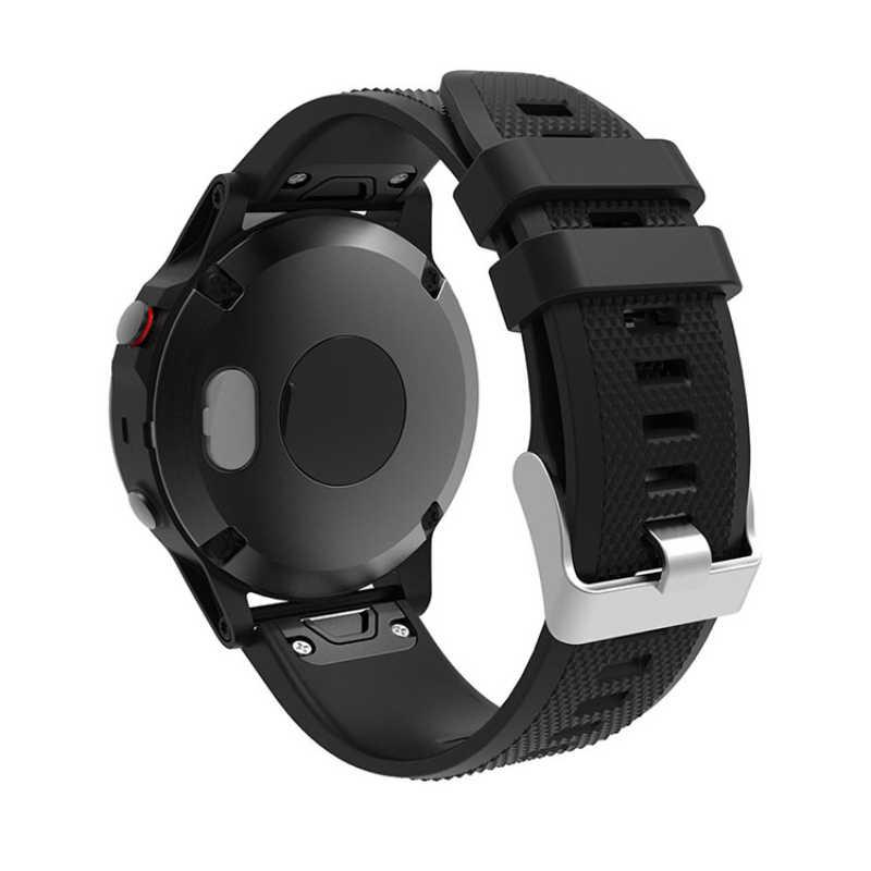 Pulsera inteligente, tapones de silicona antiarañazos para la protección contra el polvo de Garmin Fenix 5, 5x Plus, Forerunner 935, reloj inteligente TSLM1