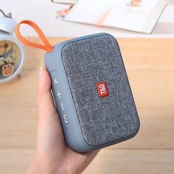 Altavoz portátil TG506 con Bluetooth 5,0, barra de sonido inalámbrica, Supergraves, compatible...