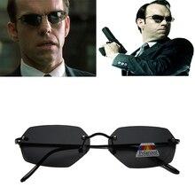 2020 Fashion Cool The Matrix Neo Style Polarized Sunglasses