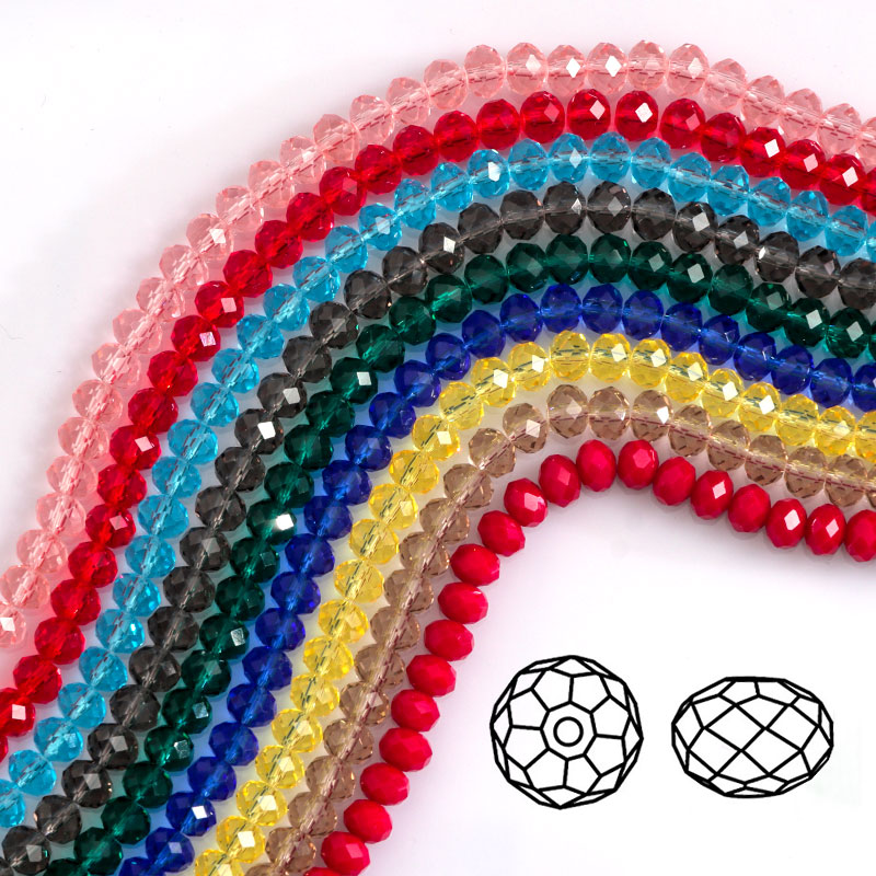 Astrobox High Quality Flat Beads Crystal Rhinestone DIY Jewelry bracelet necklace Sew On Clothes Shoes Loose Beads Stone A Bunch