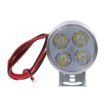 2020 New DC 12-85V 8W/12W/20W High Bright LED Spot Light Head Lamp Bulb Electric Car Motorcycle image