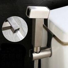 Bidets 304 стиральная машина из нержавеющей стали для женщин, машина, чистящий распылитель кран, туалетный набор