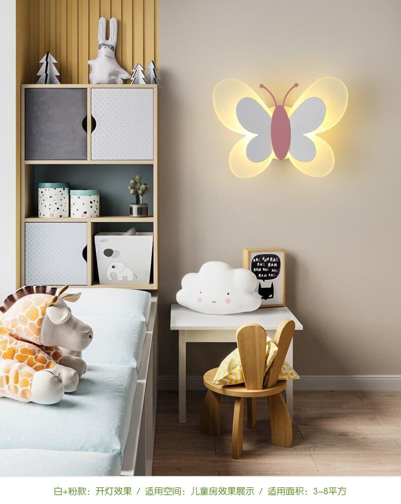 Moderno e minimalista personalidade criativa nordic quarto