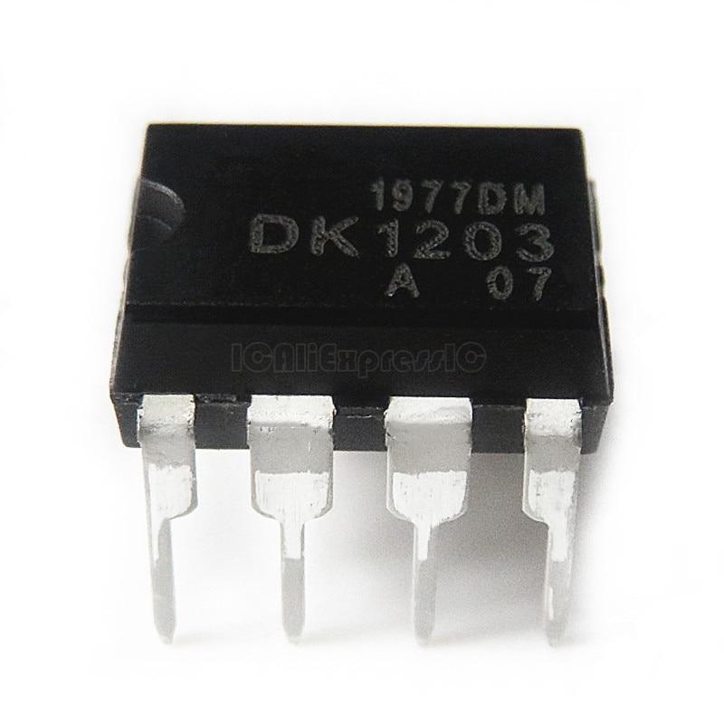 10 шт./лот DK1203 DIP-8 DIP низкая мощность линии переключения питания чип управления в наличии