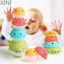 Xini детские игрушки для мальчиков и девочек разноцветные радужные