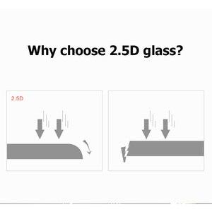 Image 5 - EXUNTON 2PCS Für Doogee X80 X70 2,5 D Super Klar Gehärtetem Glas Für Doogee X70 X80 Anti Scratch Screen protector Film 9H Glas