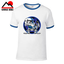 Moda Star Empire soldiers Wars ventilador memoria All-Time Troopers T Shirt ropa Cool camiseta Commander manga corta(China)