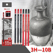 Drawing pencils Premium quality pencil for writing, drawing and sketching 12Pcs/box school pencil 3H2H/HB/2B/3B/4B/5B/6B/8B/10B