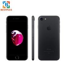 Смартфон Apple iPhone 7 A1660 Verizon LTE Mobiel, 4,7 дюймов, 2 Гб ОЗУ, 32 ГБ/128 ГБ/256 Гб ПЗУ, сканер отпечатков пальцев, NFC, смартфон