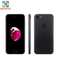 99% nowe jabłko iPhone 7 A1660 Verizon LTE telefon komórkowy 4.7 cala 2GB RAM 32 GB/128 GB/256 GB ROM odcisk palca NFC inteligentny telefon