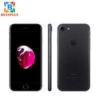 99% nuevo Apple iPhone 7 A1660 Verizon LTE teléfono móvil 4,7 pulgadas 2GB RAM 32 GB/128 GB/256GB ROM huella dactilar NFC teléfono inteligente