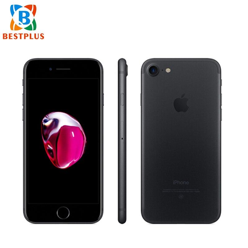 Brand New Apple iPhone 7 A1660 LTE Mobiel Phone 4.7 inches 2GB RAM 32GB/256GB ROM Fingerprint NFC Smart Phone