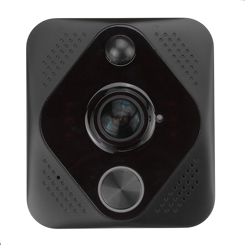 X6 Video Doorbell HD 1080P Home Phone Remote Monitoring Camera Low Power Doorbell Video Voice Intercom