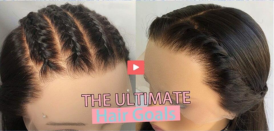 preplucked hairline wig