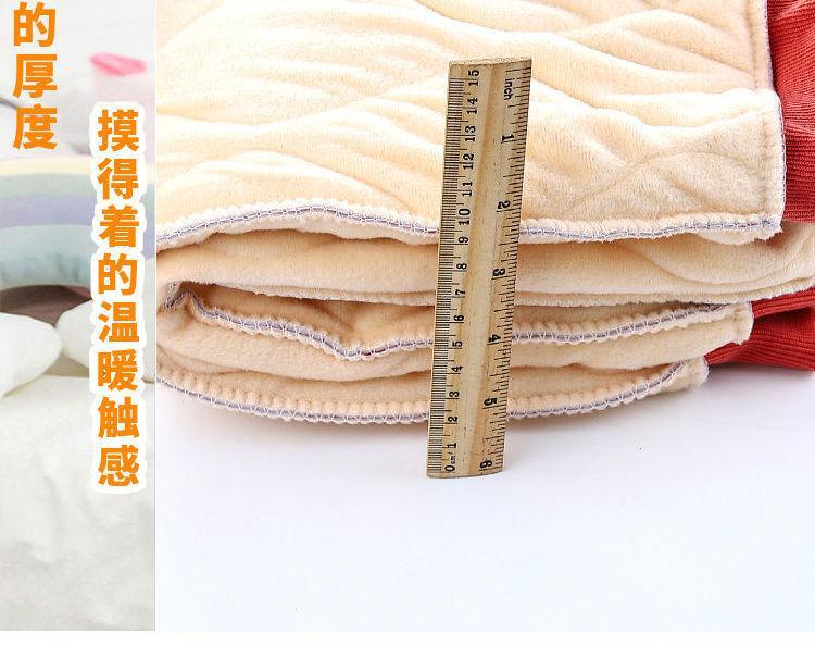 Vidmid Winter Warm Kids Thick Fleece Trousers Pants Clothing Boy Pants Girl Leggings Children Trousers Windproof Snow Pants P393 5