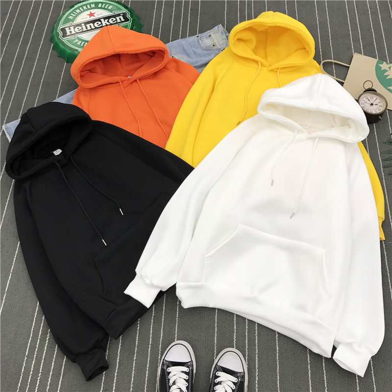 Hdbc1438a7fbb492b8b1dbc3385a277acl - Autumn winter Harajuku Solid Sweatshirt Women Long Sleeve Hoodie Loose Women Hoodies Sweatshirts Casual Tracksuit