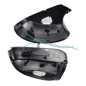 Image 5 - For Volkswagen VW Beetle A5 2011 2015 Car LED Dynamic Turn Signal Light Side Mirror Indicator Blinker Lamp