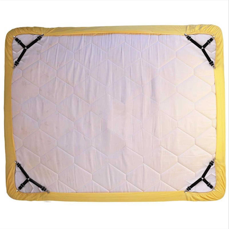 Портативный кровать подтяжки матрас держатель с креплением треугольник захват лист зажимы