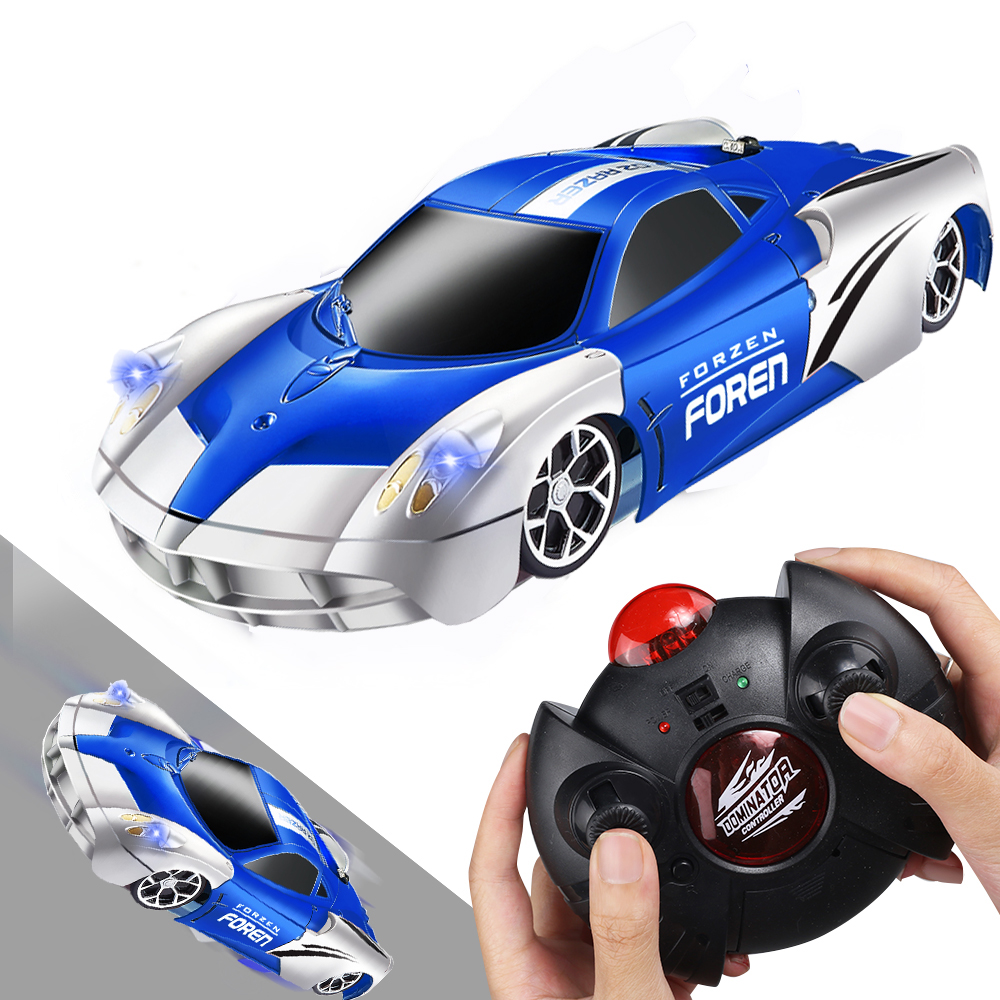 <font><b>RC</b></font> Climbing Wall Car Infrared Electric Toy <font><b>RC</b></font> Car Radio Remote Control Climbing <font><b>Drifting</b></font> Stunt Car Kids Electric Toy Boy gift image