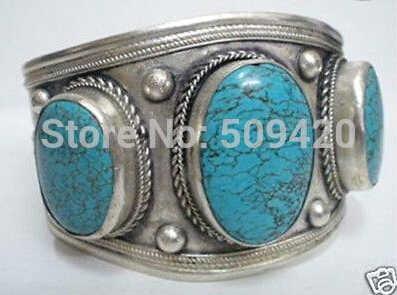 Бесплатная доставка> Редкие очаровательные тибетские ювелирные изделия