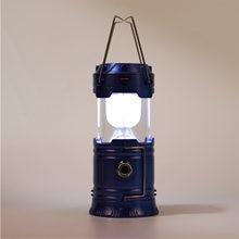 Портативный солнечных батарей палатка светильник пламенная лампа